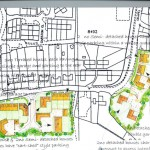 Plans for Coppice Corner and Coombe Road