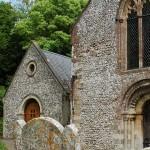 All Saints, East Meon - Church Room