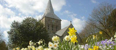 all_saints_with_daffodils-letterbox