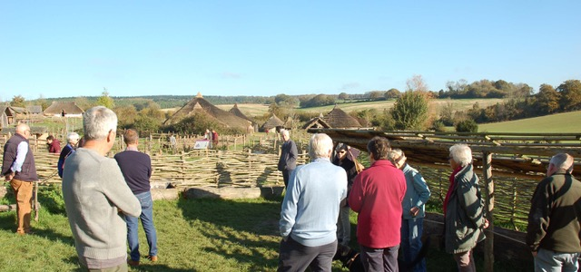 Visit to Butser Ancient Farm