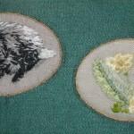 Badger & Primroses