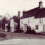 Barnards Cottage, early postcard