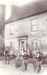 Barnards, home of Winifread Kate Lambert