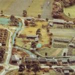 Bayeux village dwellings