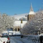 Church from Church Road