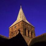 Church_and_blue_sky