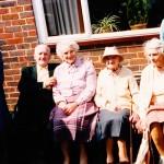 Group of old folk