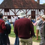 The Group paid a second visit to the Weald and Downland Museum in May 2018