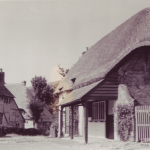 Riverside and Forge Sound, surviving Hall House structures in East Meon