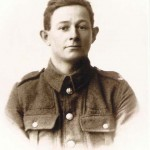 Edward Bone's Army Photo