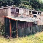 Football 'pavilion'