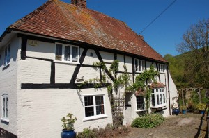 Forge Sound in East Meon, a 14th century Hall House