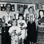 Garden Club cup winners