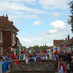 Queen's Jubilee - view of High Street