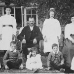 George & Mary Atkinson and Family