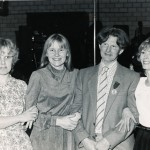 Ginger Philips and daughters