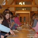 Children's activity in Church Hall