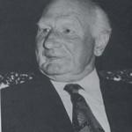 """Herbie Goddard, the """"Mayor"""" of East Meon"""
