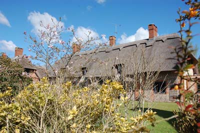 Kews and Paupers Cottages, Workhouse Lane, East Meon