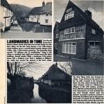 Landmarks in Time
