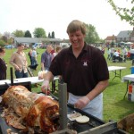 Matthew Atkinson at Hor Roast