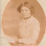 Millie Christmas 1915