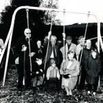 Opening of Playground 1996