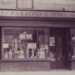 Parsons Store front