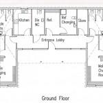 Pavilion floor plan