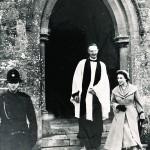 Princess Margaret at All Saints Church