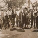 Road Tar Gang c.1930