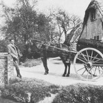 Savage & Parsons cart in Frogmore