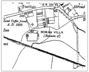 Stroud roman villa