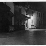George Inn at night