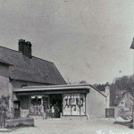 The Square with Warren's Shop