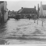 Floods in East Meon