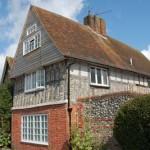 Tudor House from south east