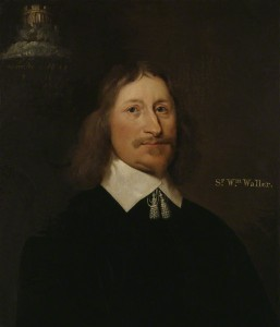 Sir William Waller, Major General of the Parliamentary Army in March 1644.