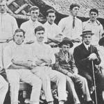 Westbury Circket team 1909