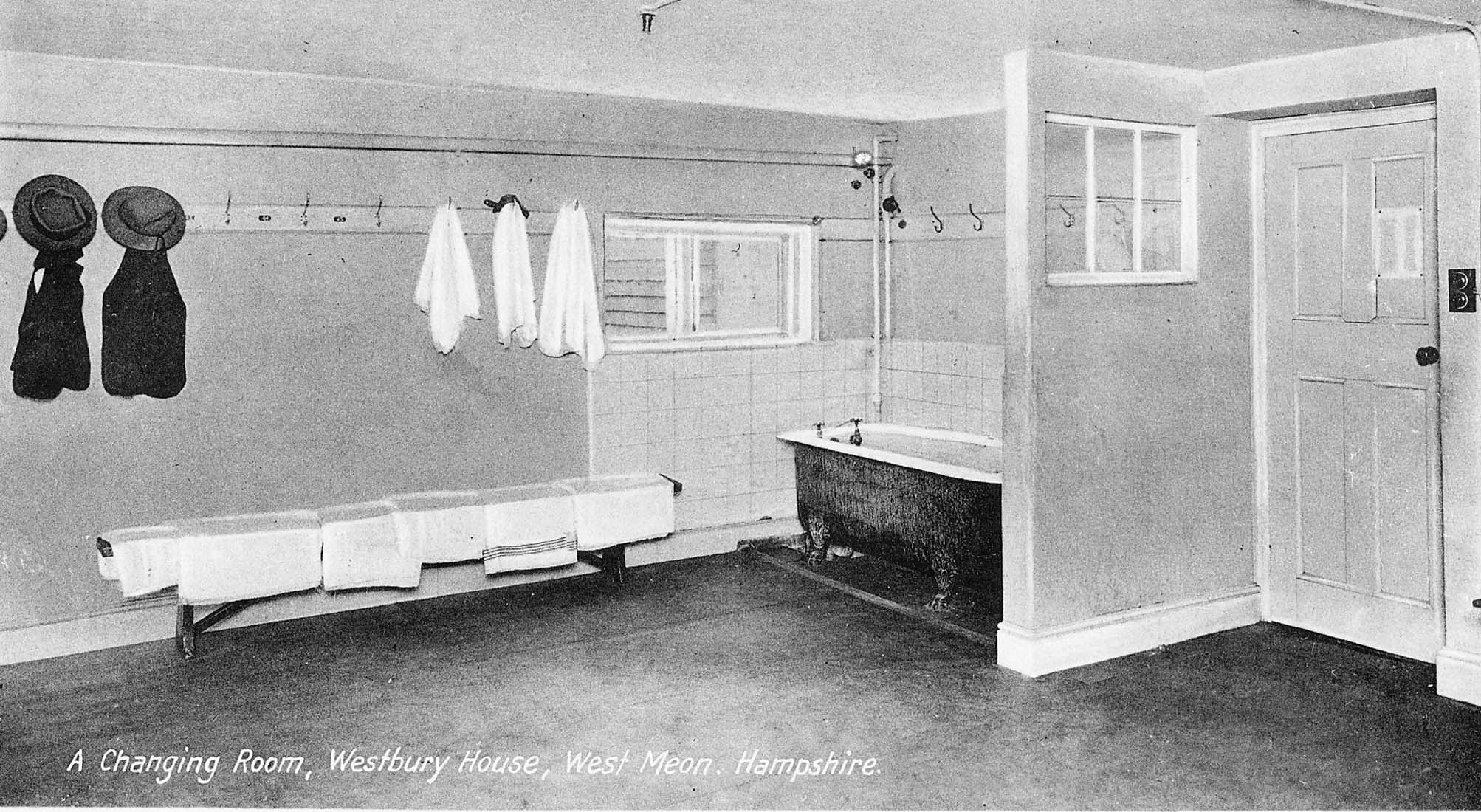 westbury school bathroom | East Meon History